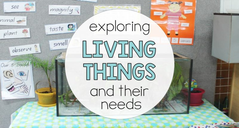Living Things and Their Needs