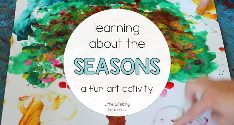 Exploring the Seasons with Art