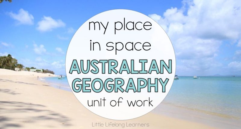 Our Place in Space – An Australian Geography Unit