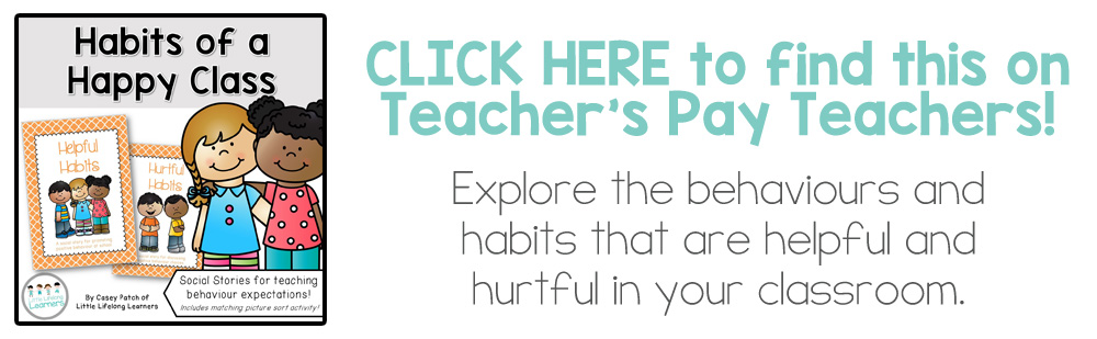 Habits of a Happy Class - Blog Link