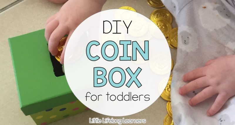 How to Make a DIY Coin Box for Toddlers