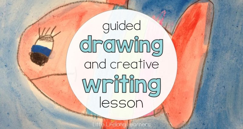 Guided Drawing and Creative Writing Lesson