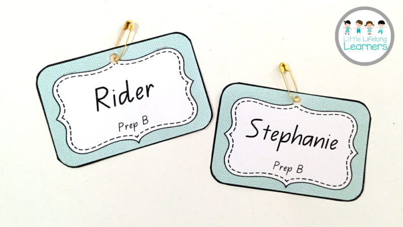 back-to-school-name-badges