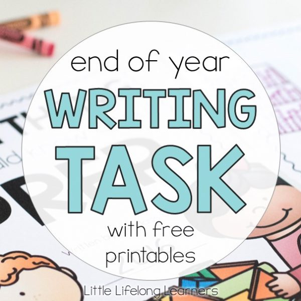 End of Year Writing Task for Prep and Year 1 | Eveyrthing you should know about Prep | Preparing students for new year level | Write about our year | Foundation, Kindergarten, Prep and Year 1 | Free printables for learning in the classroom |