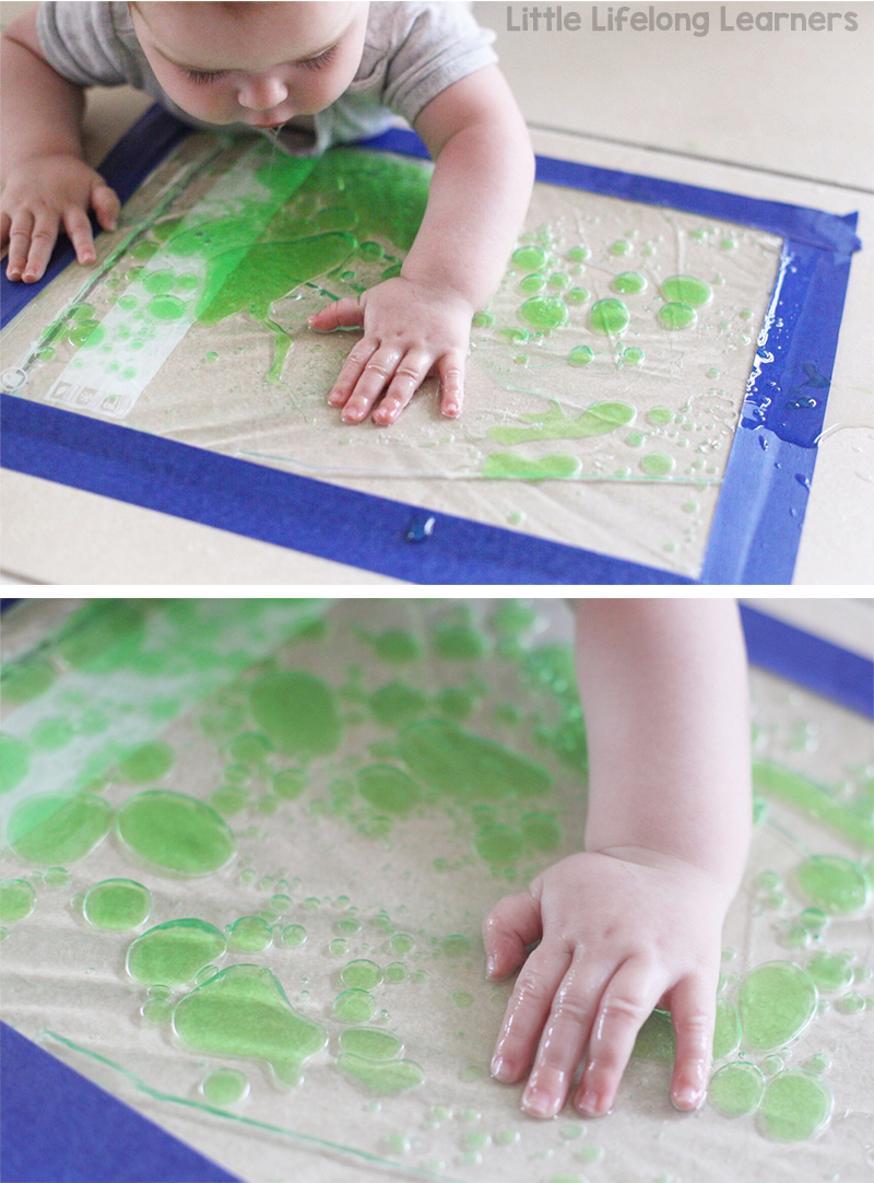 Floor Play Is Absolutely Essential To Infant Toddler: Sensory Play Ideas For Babies
