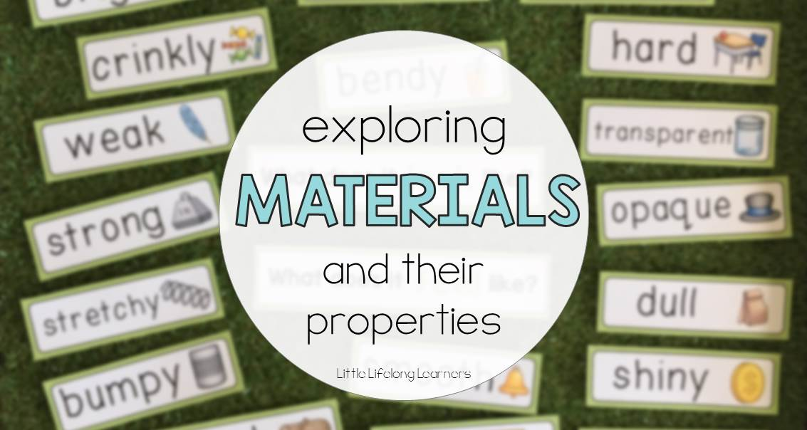 Exploring materials and their properties | Foundation science unit | Prep, Kindergarten, Year 1 Unit of Work | Hands-on learning ideas and printables for the classroom |